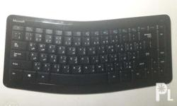 -very responsive, ergonomic keyboard -compatible with