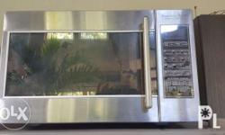 American Home Convec + combi + Grill Microwave oven 40