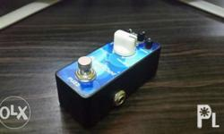 Selling my Mighty Sound M3 Mini Fuzz Guitar Pedal Good
