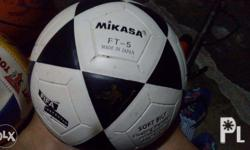 Soccer ball is 200 .,, 2nd hand Suju Pins are 25 each.