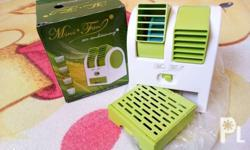 Feeling hot?? Grab this Mini Air Conditioner - Battery