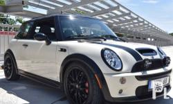 2005 Mini Cooper S R53 Supercharged 1.6L. One of A