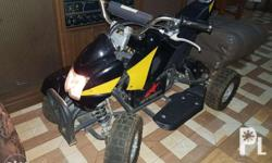 Mini Electric Atv Fresh from Japan Just pm or call if