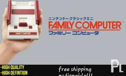 Mini FamiCom now available! on hand!!!limited