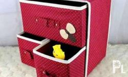 Brandnew Very cute drawer for your little ones Foldable