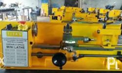 Mini Lathe Machine Distance between centres: 350 mm