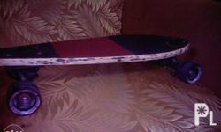 Tawag lang kung interesado 90% good condition Skate is