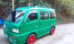 For swap sa pick up style nah multicab. pwede pud for