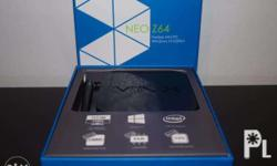 NEO Z64 redefines the desktop PC, with its minute form