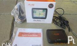 MIO Brand GPS. Never been used not sure if it can get