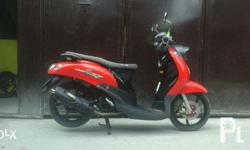 Mio fino 2010 model Same chassis and engine no. Newly