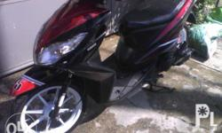 For sale only 43k Yamaha mio mx 2012 model Specs 59 all