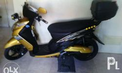 2nd hand mio soul 2012 running condition, insuranced