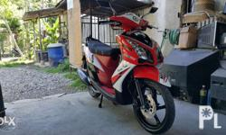 MIO SOUL 2011 model Stock engine Engine and