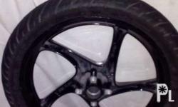 For sale 2nd hand mio mags with tires na ksama