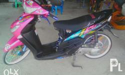 Mio sporty 2013 model Complete papers 5mm block option