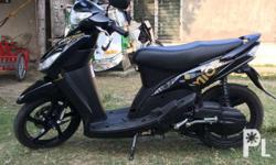 Mio Sporty 2016 Black 5 months old No issue Makinis Di