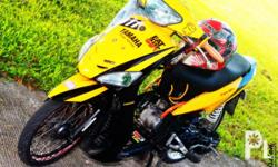 Deskripsiyon mio sporty 2008 model, built with HID