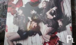 "Brand New and Sealed Miss A ""Touch"" Album Touch is the"