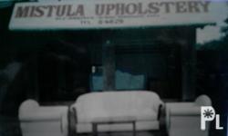 For Affordable Quality Furniture and Upholstery