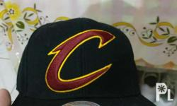 Cleveland Cavaliers Mitchell and Ness Cap Padala Galing