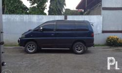 MITSUBISHI SPACEGEAR,Good runing condition,4m40 turbo