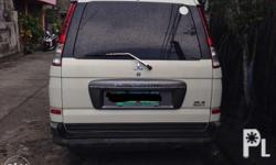 Mitsubishi adventure Gls sport 2013 accuired,polar