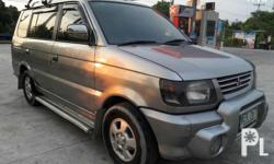 For sale Mitsubishi Adventure (Loaded) Gls sports All