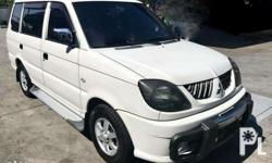 FOR SALE DIRECT CASH BUYERS ONLY MITSUBISHI ADVENTURE