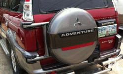 Mitsubishi Adventure Super Sport 2012 - Top of the