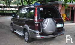 MITSUBISHI ADVENTURE SUPER SPORTS 2008model