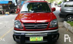 Color red Manual transmission Diesel engine Registered