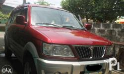 Selling Mitsubishi Adventure 2003 model Top of the line