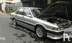 For sale Mitsubishi Galant Good running condition Newly