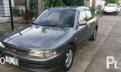 Mitsubishi GLXi 1995, all-power, efi, updated LTO