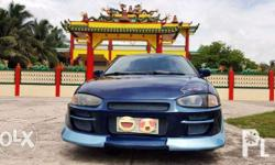 MITSUBISHI GSR (race car type) 2 DOORS COUPE 5-6