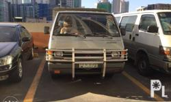 Mitsubishi L-300 van 1993. Model , owner driven ,