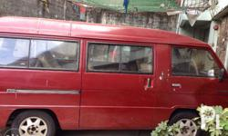 1994 L300 vv need body repair, 215th kms, php 94,000 or