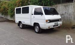 Rush sale Mitsubishi L300 van!actual unit, 2000 model,