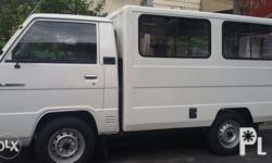 Mitsubishi L300 FB 2004 -First own, open deed of sale
