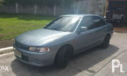 FS: Mitsubishi lancer 1997 Automatic transmission All