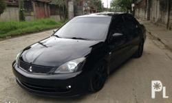 Mitsubishi lancer 2009 model CVT dual transmission+-