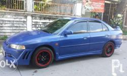 Mitsubishi Lancer GLXi 16v all power manual