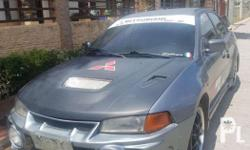 Mitsubishi Lancer 97 glxi Pizza Automatic Transmission
