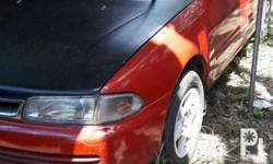 Rush sale mitsubishi lancer glxi Mags All power Clean