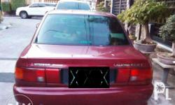 Mitsubishi lancer Glxi 93 model For sale!! All power