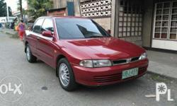 For sale po. Mitsubishi lancer glxi 95 all power ice
