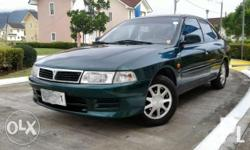 Mitsubishi Lancer GLXi 99 model All power (