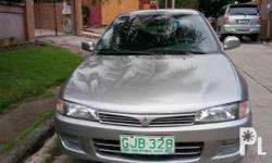 Mitsubishi lancer Glxi Manual All power Alk stock All