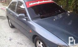 "Mitsubishi Lancer GLXi ""Pizza Pie"" 1999 model Automatic"